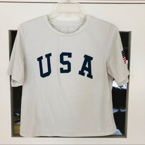 USA comfy stretchy shirt! UOutfitter purchaseSZ L
